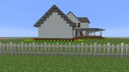 AWESOME TOWN Minecraft Map & Project