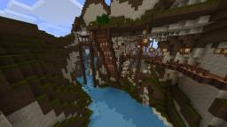 Out On The Town Minecraft Map & Project