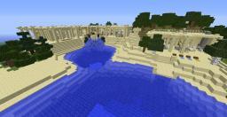 Lake Side Escape villa Minecraft Map & Project