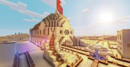 City hall / Mairie Minecraft Map & Project