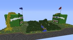 Capture The Melon's! PVP Game! (BashurVerse) Minecraft Map & Project