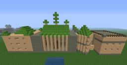 harry potter year 1-4 Minecraft Map & Project