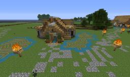 My build on Serenity Minecraft