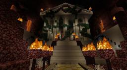 Infernum Temple - A DvZ Map Minecraft Map & Project