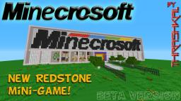 Minecrosoft (unfinished, construction stopped) Minecraft Map & Project