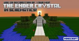 [Schematics] Ender Crystal Minecraft Map & Project