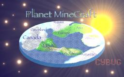 Planet MC: Our world in minecraft! Ores, caves, trees! Minecraft Map & Project