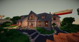 Lake House - Cedar Creek - Ninaman Minecraft Project