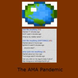 The AMA Pandemic-Problem or Fact of life? Minecraft Blog Post