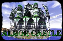 Almor Castle Minecraft Map & Project