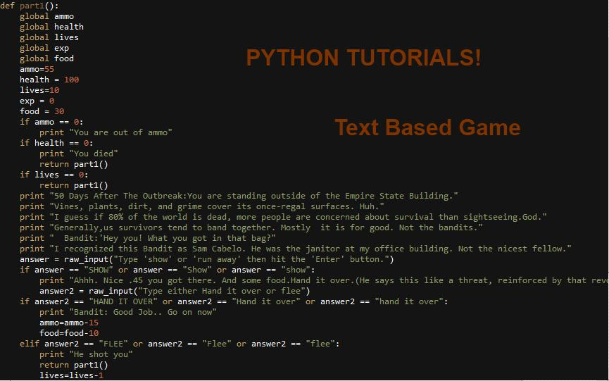 how to add python to html