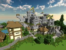 Castle Vaspian Minecraft