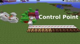 Control Point (adjustable) Minecraft Map & Project