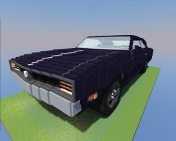 Dodge Charger 69 Minecraft