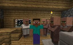 Demonic Villagers Minecraft Mod