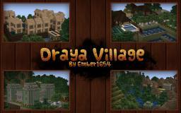 Draya Village Minecraft Map & Project