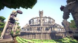 Hammerfell Temple - Official project from Fractured Forge MC Minecraft Project