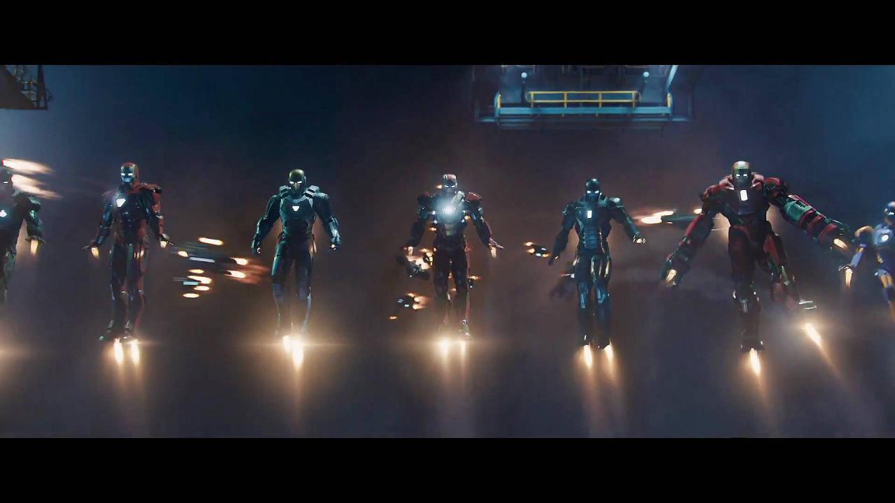 Iron+Man+All+Mark+Suit...