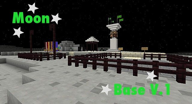 moon base minecraft - photo #22