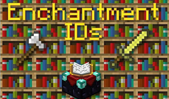 Minecraft Enchantment ID List (190K+ VIEWS!) Minecraft Blog