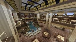 Queen Mary 2 Textures (16 x 16) Minecraft