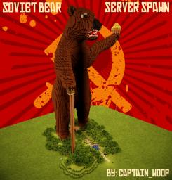 Soviet Bear Server Spawn Minecraft Map & Project