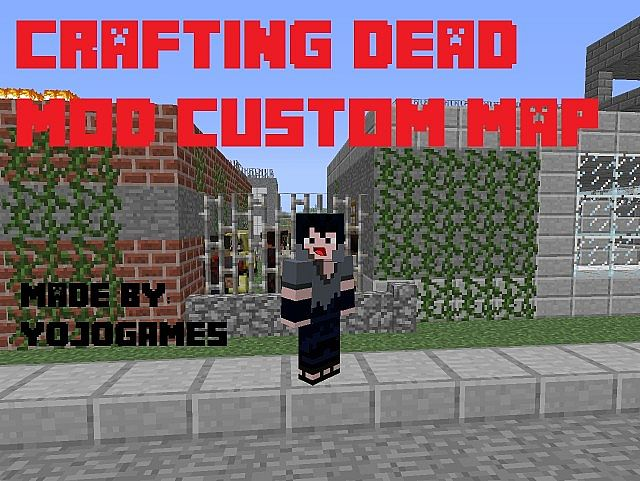 6 diamonds for Crafting dead mod download