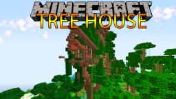 Amazing Tree House! Minecraft Map & Project