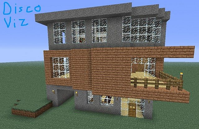 Twilight cullens 39 s house minecraft project for Twilight cullen house