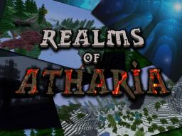 Realms of Atharia [Will be released and will stay on MC 1.5] Minecraft Blog Post