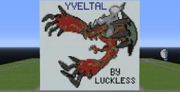 Yveltal - Pokemon X/Y Legendary Minecraft Map & Project