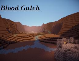 Blood Gulch Halo map Minecraft