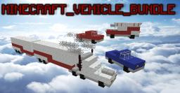 Minecraft Car Bundle (Schematics)