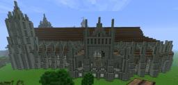 Cathedral of Chartres Minecraft