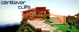 Cantilever cliffs Minecraft Map & Project