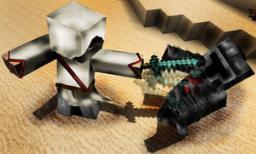 Craig- Minecraft Fight Animation Minecraft Blog