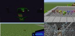 MegaMan Craft Minecraft Texture Pack
