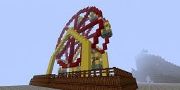 Little ferris wheel Minecraft Map & Project