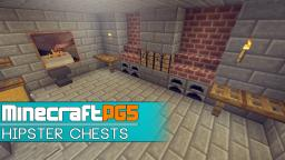 Hipster Hidden Chests Minecraft Project