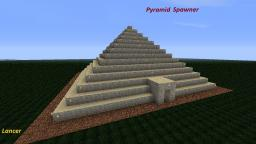 Pyramid Spawner Minecraft Map & Project