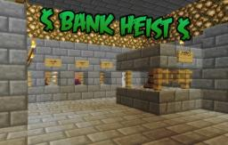 Bank Heist [1.6.4] Minecraft Map & Project