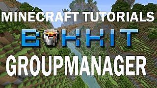 How to set up GroupManager Permissions on Bukkit! Minecraft Blog