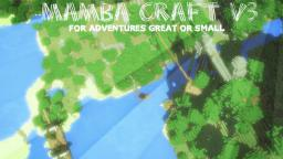 Mamba Craft Minecraft Texture Pack