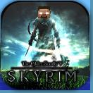 Mine-rim (skyrim texture) now 1.6.2 compatible! Minecraft