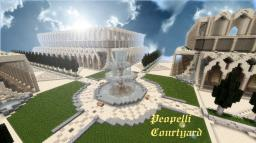 Peopelli Courtyard Minecraft Map & Project