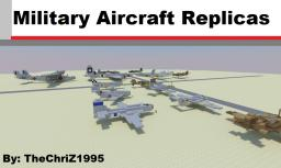 ChriZ's Military Aircraft Replicas Minecraft Project