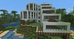 Eldwyn Mansion Minecraft Map & Project