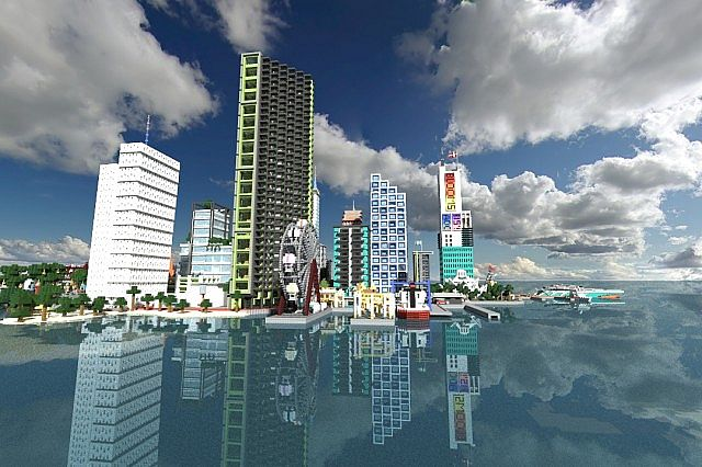 Modern city download minecraft project modern city download gumiabroncs Image collections