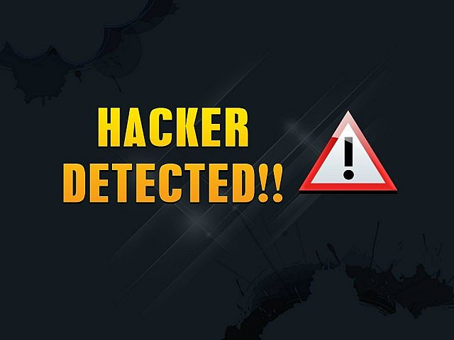 minecraft how to detect something you hit
