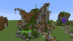 Medieval builds Minecraft Map & Project